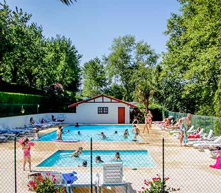 camping Pays Basque 4 etoiles