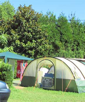 emplacements camping caravaning Pays Basque