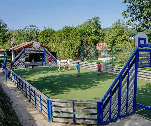activités sportives camping cote basque
