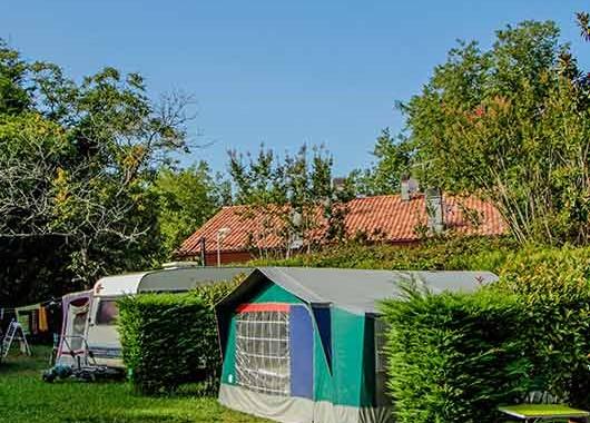 camper au pays basque