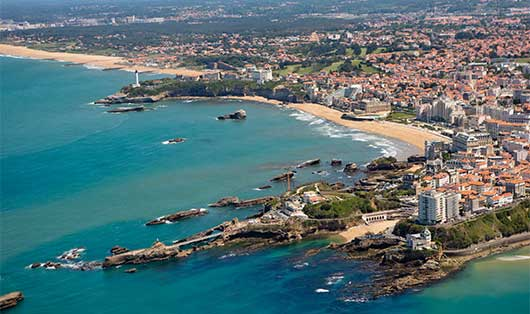 camping-caravaning Biarritz