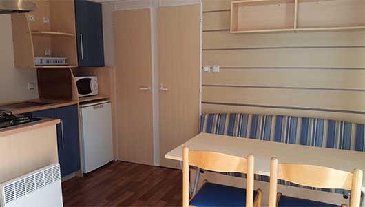 mobil home camping Urrugne