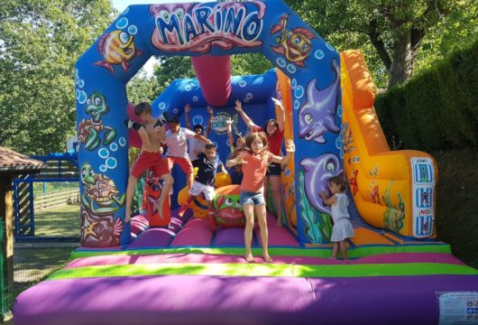 Jeu Gonflable Camping Suhiberry